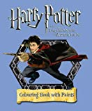 Harry Potter and the Prisoner of Azkaban: Colouring Book with Paint Pots