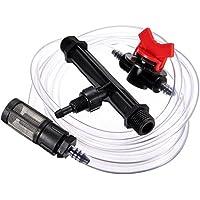 Himifuture G1/2 - Kit de interruptor de inyector de fertilizante para riego de jardín Venturi