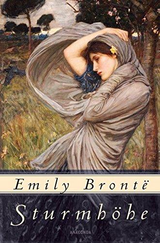 Buchseite und Rezensionen zu 'Sturmhöhe' von Emily Brontë