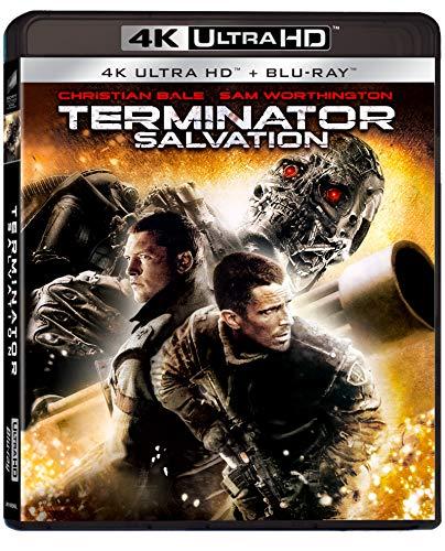Terminator: Salvation - 4K Ultra Hd  (2 Blu Ray)