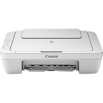 Canon Pixma MG2550 Stampante Multifunzione Inkjet, 4800 x 600 dpi, Bianco
