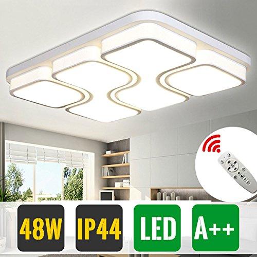HG® LED Lámpara de techo plafón diseño Salón Iluminación de Pared–Lámpara