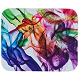 Caseling Cool Mouse Pad with Designs 9 x 7. - Colorful/White