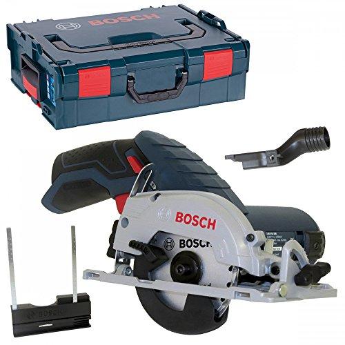 Preisvergleich Produktbild Bosch Akkuhandkreissäge GKS 10,8 V-LI Professional solo in L-Boxx Gr. 2 ohne Akku ohne Lader