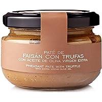Paté de Faisán con Trufas (120 g) - La Chinata