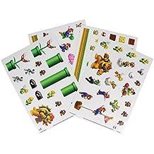 Flashpoint 509558 Super Mario Gadget Abziehbilder