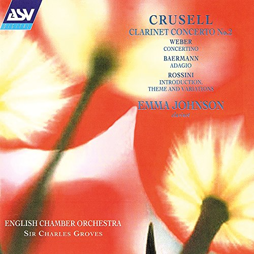 Crusell: Concerto No. 2 in F minor for Clarinet and Orchestra, Op. 5 - 3. Rondo