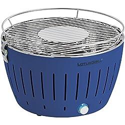LotusGrill Grill Serie 340, blau, 38 x 38 x 26 cm, G-TB-34
