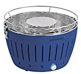 LotusGrill LOG-TB-34, Blue, 35x35x24 cm