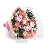 Bouquet-Fantasy- Sanremo fleurs séchées de la Riviera dei Fiori .Italie (Rose)