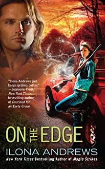 On the Edge par [Andrews, Ilona]