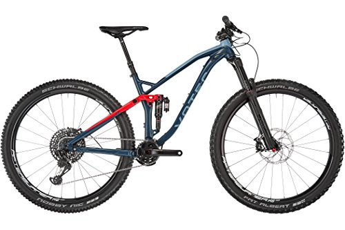 "VOTEC VX Pro - Allmountain Fully 29"" - blue/red Tamaño del cuadro L / 47cm 2018 MTB doble suspensión"