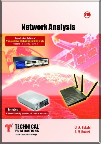Network Analysis Semester - III (EC / TC / EE / IT) for VTU