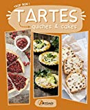 Tartes, quiches & cakes