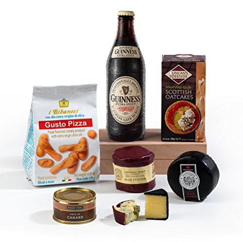 Hay Hampers Six Nations Hamper Box- FREE UK Delivery