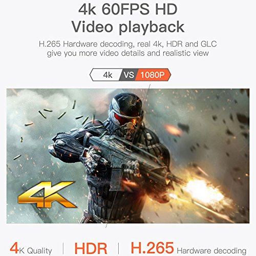R-TV Android Box S10 7 1 3GB Ram 4k DDR4 Smart Box Set top