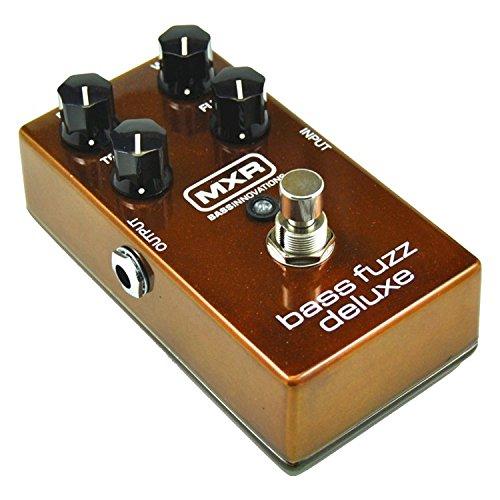 Dunlop M84Bass Fuzz Deluxe Bass Efectos de graves de pedales