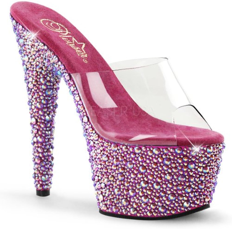Donna   Uomo Pleaser - Bejeweled-701ms, Sandali Donna Queensland lussuoso Menu elegante e robusto   marche    Uomo/Donne Scarpa