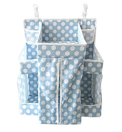 Preisvergleich Produktbild Baby Kinderzimmer Organizer,Aufbewahrungsstation für Windeln und WickelzubehörHänge-Organisation