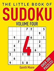 The Little Book of Sudoku 4 by Gareth Moore (2016-04-14)