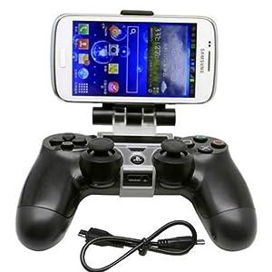 Android Handyhalter für Sony PS4 Controller