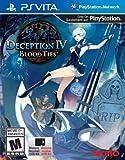 Cheapest Deception IV: Blood Ties on PlayStation Vita