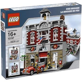 LEGO Modular Fire Brigade - 10197