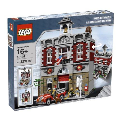 LEGO - 10197 - Jeu de construction - LEGO Creator - La brigade de...