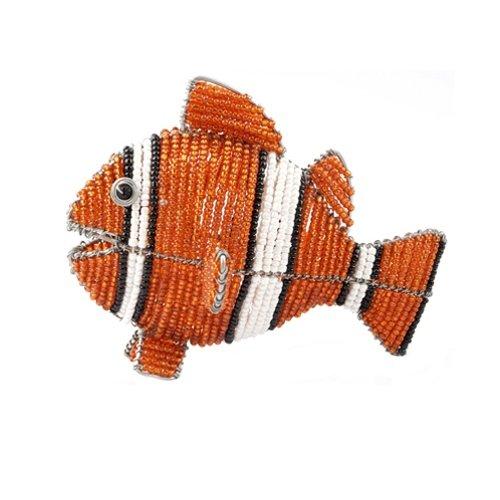 le-radici-dell-erba-creations-pesce-pagliaccio-beadworx-scultura-arancione