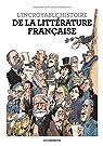 L'incroyable histoire de la littérature française par Mory