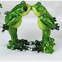 suchergebnis auf f r frosch skulpturen dekoartikel k che haushalt wohnen. Black Bedroom Furniture Sets. Home Design Ideas