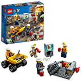 #9: Lego Mining Team Blow up the Rock Pile and Discover Gold