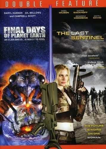 Bild von Final Days of Planet Earth/Last Sentinel [DVD] [Import]