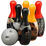 Star Wars – Set de Mini Bowling – 6 Quilles 19 cm + Mini Boule