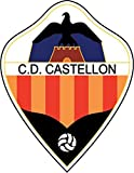 CD Castellon Spain Soccer Football Alta Calidad De Coche De Parachoques Etiqueta Engomada 10 x 12 cm