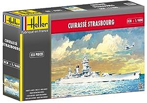 Heller - 81082 - Coraza Estrasburgo - 321 Habitaciones - 1/400 Escala