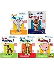 Set of 5 Mental Maths Books