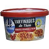 Petit Navire Les Tartinâtes de Thon Tomates Séchées/Thym 125 g