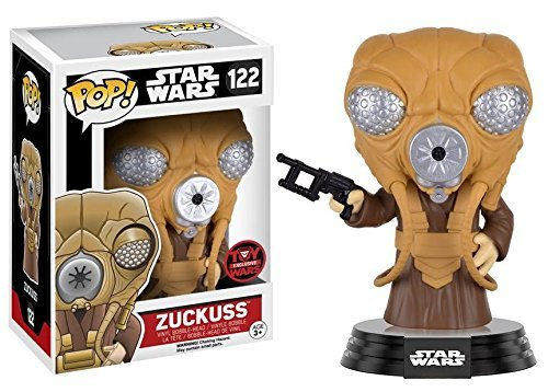 Pop! Star Wars - Zuckuss #122 Bobble-Head Figure