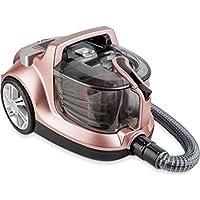 Fakir Veyron Turbo XL Toz Torbasız Süpürge, 750 W, 2 Litre, Plastik, Rose