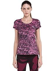 Yoga Ejercicio Fitness correr entrenamiento/Slim Running sudor respirable ropa de entrenamiento, color fsls6502, tamaño XL