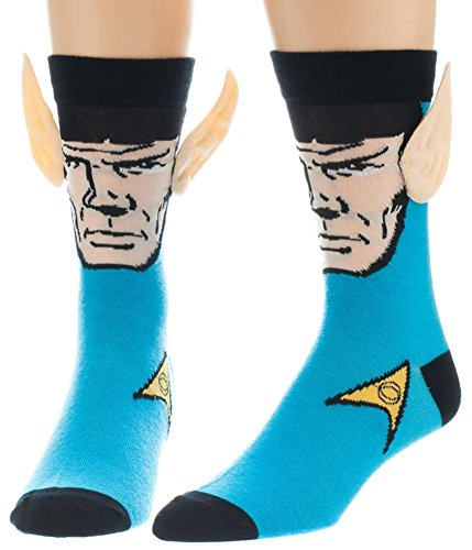 Star Trek Spock Crew Calcetines with Ears