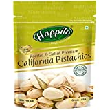 Happilo Premium Californian Roasted and Salted Pistachios, 200g