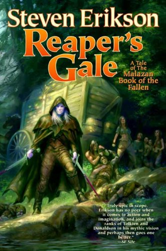 Reaper's Gale: Book Seven of The Malazan Book of the Fallen