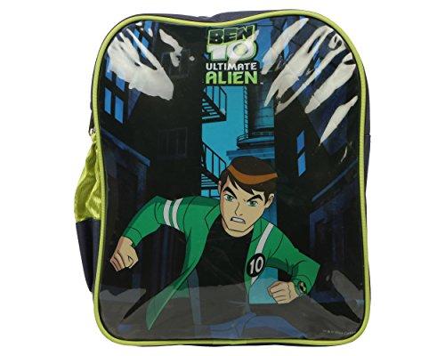 Ben 10 School Bag , Polyester, 14