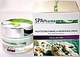 Dead Sea Minerals Anti Aging Night Cream cosmetics premier Made In Israel Spapharma