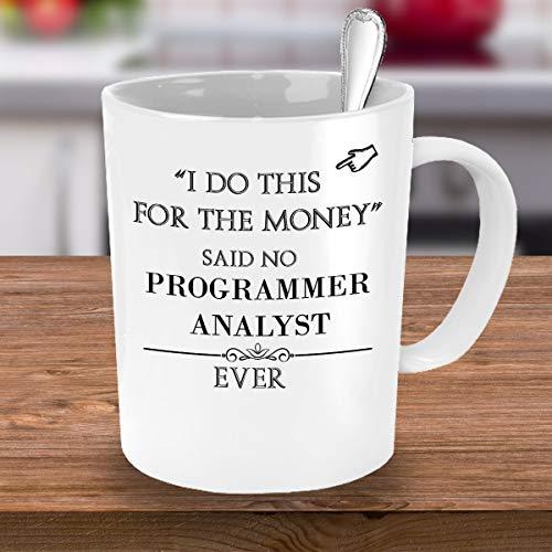Programmierer Analyst Programmierung Analytics Computer Analytics Programm Computer Programming Kaffee Tasse Tee Kaffee Tasse Magische Ente (Computer-programmierung-becher)