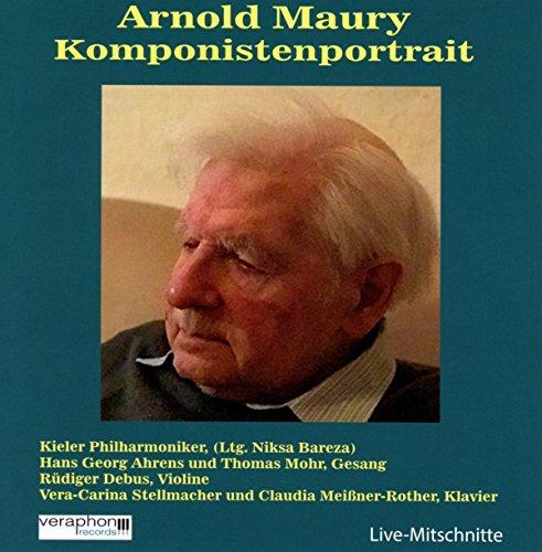 Arnold Maury-Komponistenportrait