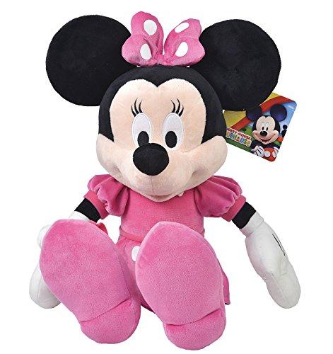 G01060 - Plüsch Spielzeug 61cm - Qualität super soft (Riesen Minnie Maus)