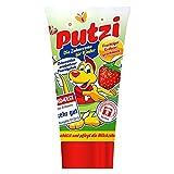 Putzi Erdbeere Zahncreme 50ml, 6er Pack (6x 50ml)